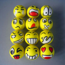 Emoji Smile Face Anti Stress Reliever Ball ADHD Autism Mood Toys Squeeze Relief