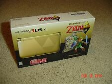 Nintendo 3DS XL The Legend of Zelda: A Link Between Worlds Limited Edition