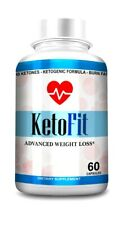 KETO FIT ADVANCED WEIGHT LOSS  DIET PILLS, HELP SUPRESS APPETITE. BLOCK CARB
