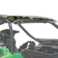 Arctic Cat Wildcat Trail Camo Side Graphics for 2436-400 Hard Top Roof 2436-056