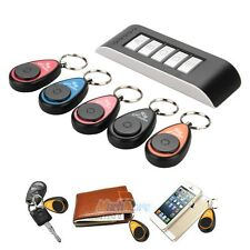 5 in 1 Remote Wireless Key Wallet Finder Receiver Lost Thing Alarm Locator Track