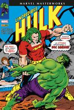 Marvel Masterworks - L'Incredibile Hulk N° 7 - Marvel Comics ITALIANO #MYCOMICS