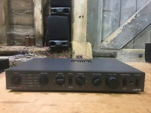 Audiolab 8000a Amplifier CD Tape Tuner MM/MC Phono Stage Working Condition Amp