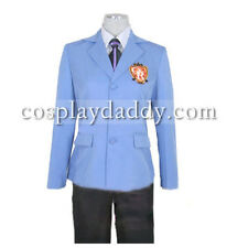Ouran High School Host Club Cosplay Costume custom made any size