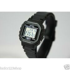 LA-20WH-1A Black New Casio Watches Ladies Stopwatch Led Light Resin Band