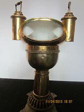 "Maritime ""E.S. Ritchie"" 1870 Compass Binnacle"