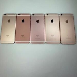 Apple iPhone 6S Plus AU 16GB Rose Gold Factory Unlocked Pristine No Box