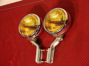 36-42 GUIDE 856-J B-L-C 5 3/4 FOG LIGHTS CHEVROLET PONTIAC BUICK CADILLAC OLDS