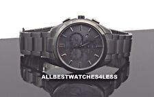 Citizen AT2175-51E Eco Drive Chronograph Date Black Band & Dial Men's Watch $425