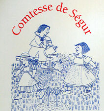 COMTESSE DE SEGUR   FRANCE Document Philatélique Officiel 99540