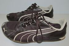 Womens Dark Brown Puma Athletic Shoes Size 10 Women's Art. 183668 03 Or CPC-0608