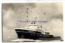 cb0675 - Dutch Smit Tug - Tasman Zee , built 1958 - postcard