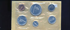1967 CANADA UNCIRCULATED PROOF LIKE (PL) COIN SET WITH ENVELOPE  WL8