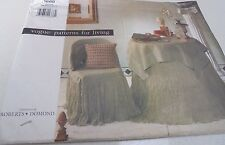 1666 Vogue Sewing Pattern for Chair Covers,Tablecloth,placemats,Napkins,Pillow
