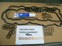 6.0L Powerstroke  O-ring Kit includes HP oil rail  and ball tube orings #209