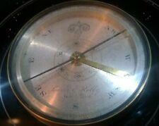 Circa 1850's-70's Brass Surveyors Compass Sawyer & Hobby Very Rare