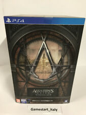 ASSASSIN'S CREED SYNDICATE CHARING CROSS EDITION - SONY PS4 - NUOVO NEW PAL