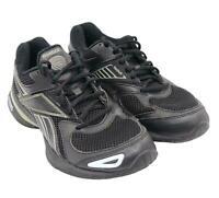 Reebok Easy Tone Womens Ladies Black Training Fitness Sneakers Shoes Size 7.5M