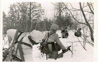 WW 2 < Orel Orjol > im Winter 1942 Panzer Propaganda Kompanie 693 -6