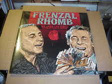 LP:  FRENZAL RHOMB - We Lived Like Kings  GREEN & RED VINYL Ltd  NEW SEALED 2xLP