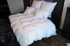 Bettdecke Decke Daunenbett Daunendecke 2000g Füllung 60%Daunen Sehr Warm 155x220