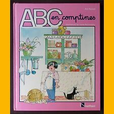 ABC EN COMPTINES Ann Rocard Leone Berchadsky 1985
