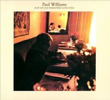Just An Old Fashioned Love Song, Paul Williams, Good Original recording remaster