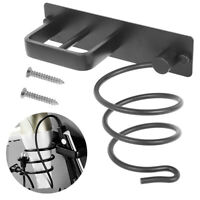 Hair Dryer Straightener Holder Wall Rack Shelf Stand Salon Organizer Aluminum