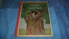 CONTES D'UNE GRAND-MERE - Georges SAND - Illus PECOUD - 1939 - TBE