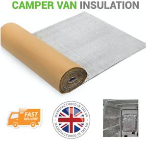 5 x 1 m Self Adhesive Thermal Bubble Foil Insulation Home Caravan Van