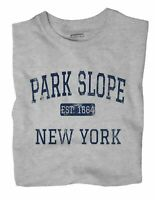 Park Slope New York NY T-Shirt Brooklyn EST