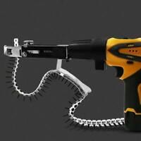 Black Screwdriver Automatic Nail With Screw Head Screw Head Wood Working BB