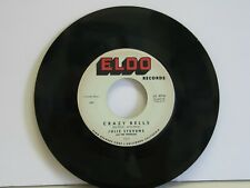 JULIE STEVENS 45 RPM CRAZY BELLS/BLUE MOOD ELDO RECORDS 107 VG++