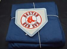 Pottery Barn Teen MLB Boston Red Sox Patch Duvet Baseball Twin #84