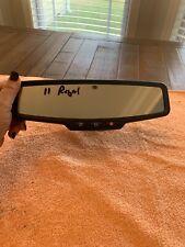Buick Regal Chevrolet Cruze Rear View Mirror w/Auto Dim & Onstar OEM
