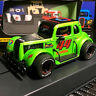 Pioneer P082 Legends Racer '34 Ford Coupe Green #44 Slot Car 1/32 Scalextric DPR