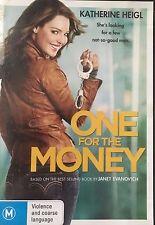 One For The Money Katherine Heigel  Region 4 DVD  VGC