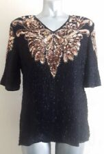 Eveningwear Special Occasion Vintage Tops & Shirts for Women