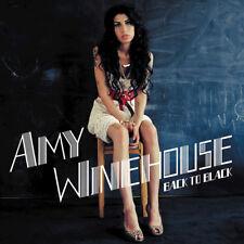 Amy Winehouse BACK TO BLACK (EU, DELUXE EDITION) Gatefold NEW SEALED VINYL 2 LP