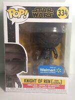Funko POP! Star Wars Walmart Exclusive #334 Knight of Ren Arm Cannon BRAND NEW