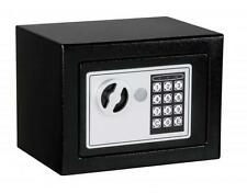 NEW Small Black Digital Electronic Safe Box Keypad Lock Home Office Hotel Gun 17