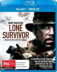 Lone Survivor Digital Copy - Rare Blu-Ray Aus Stock -Excellent