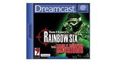 ## SEGA Dreamcast Spiel - Tom Clancy´s Rainbow Six inkl. Eagle Watch M. ##