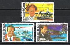 Avions Mali (43) série complète de 3 timbres oblitérés