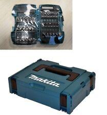 Makita Bitsatz mit Farbringen 37-tlg. inkl. Magnethalter - B-28606 im Makpac
