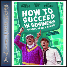 HOW TO SUCCEED IN BUSINESS WITHOUT REALLY TRYING - **BRAND NEW DVD ***