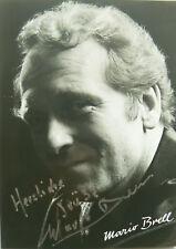 Mario Brell (1936) - Sänger - sign. Foto