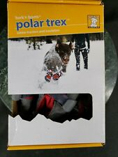 Polar Trex Winter Traction Insulation Dog Boots XXS open box
