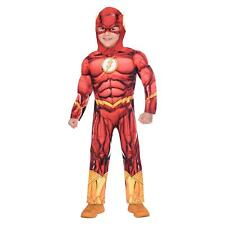 More details for child the flash boys costume
