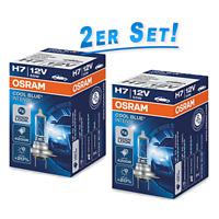Osram H7 Lampe Cool Blue Intense XENON LOOK 4200K 2er Set +20% mehr Licht
